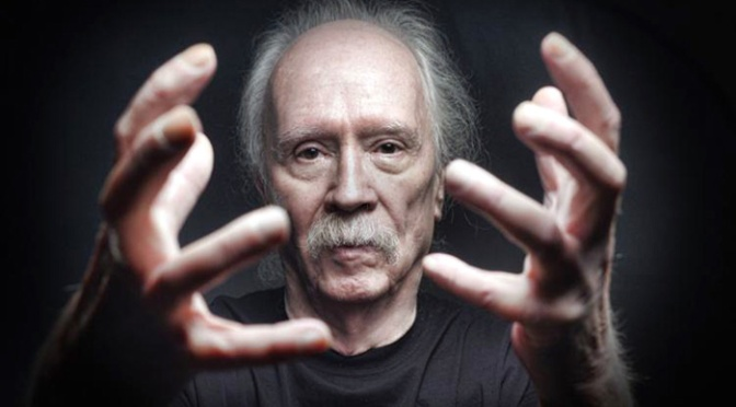 10 Favorite John Carpenter Movies