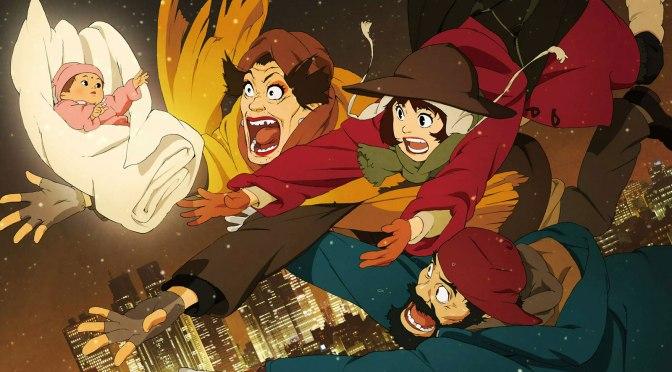 Tokyo Godfathers Restoration Trailer: Satoshi Kon's Acclaimed Anime Classic Returns