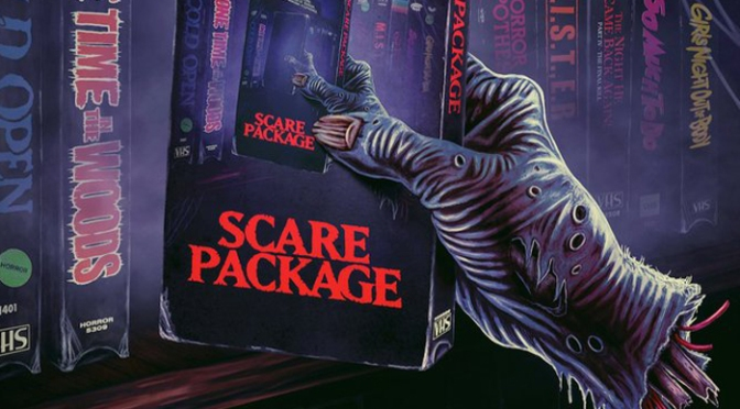 Scare Package: Meta Horror-Comedy Anthology Film Gets An Official Trailer