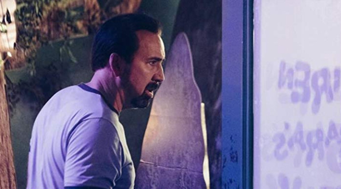 Wally's Wonderland Pits Nicolas Cage Against an Entire Amusement Park