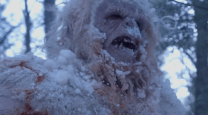 Abominable Trailer: Yeti Creature Feature Showcases Some Nasty Practical Gore Effects