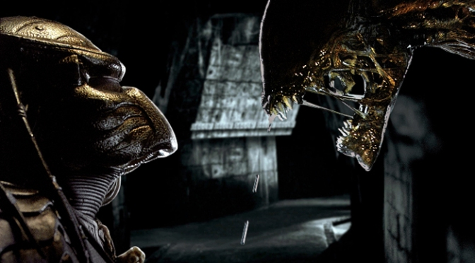 Rumor Time: Netflix Sitting On Alien Vs. Predator Anime Series