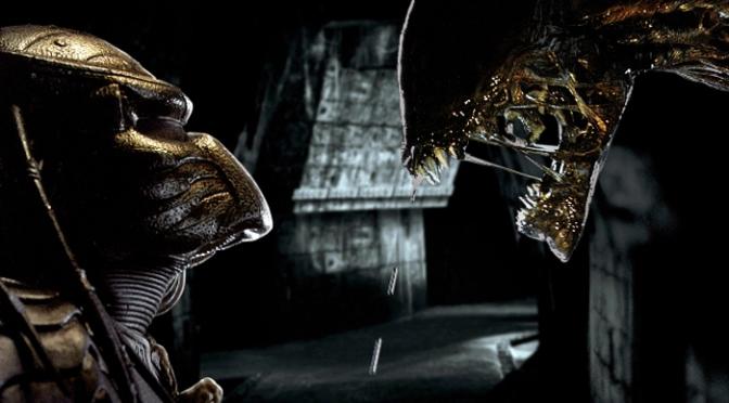 Rumor Time: Netflix Sitting On Alien Vs. Predator Anime Series