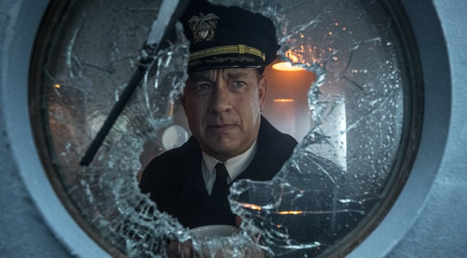 Greyhound Trailer: Tom Hanks Battles Nazi Submarines