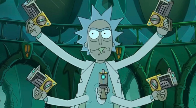 New Rick and Morty Season 4 Trailer: Here To Finish Things Off This May!