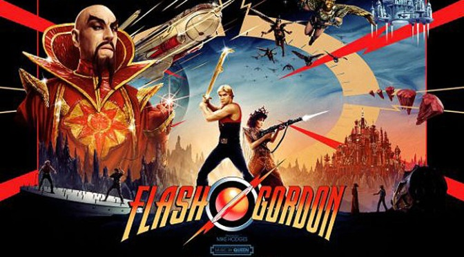 Flash Gordon Returns With A New 4K Restoration Re-Release!
