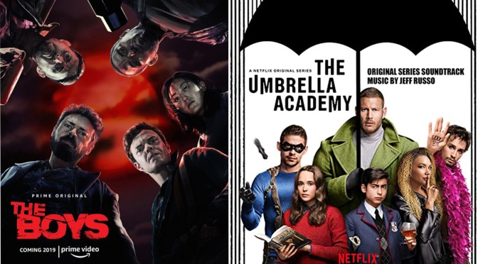 Return of the Super Assholes: Umbrella Academy and The Boys Drop New Trailers