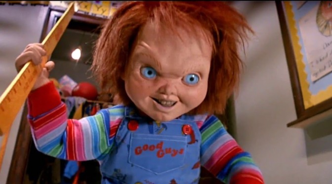 Brad Dourif Is Returning As Chucky In Child's Play TV Series