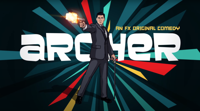 [SDCC] Archer Season 11 Trailer: An Awakened Archer And Premiere Date Reveal