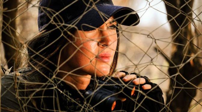 Rogue: Megan Fox Vs Ravenous Lions In First Trailer