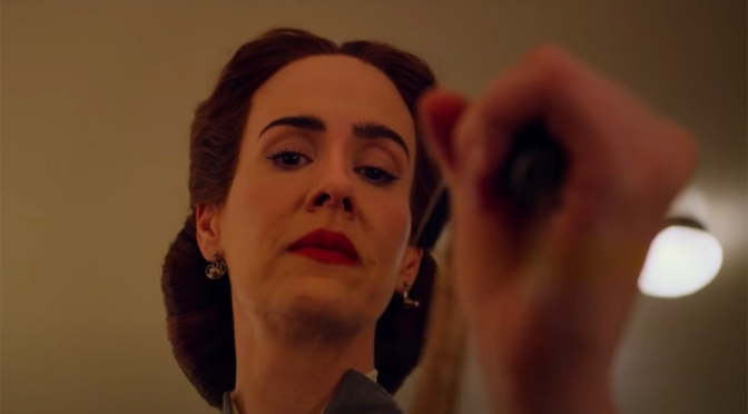 Ratched Trailer: Sarah Paulson Stars In Ryan Murphy's Creepy-Looking Origin Story