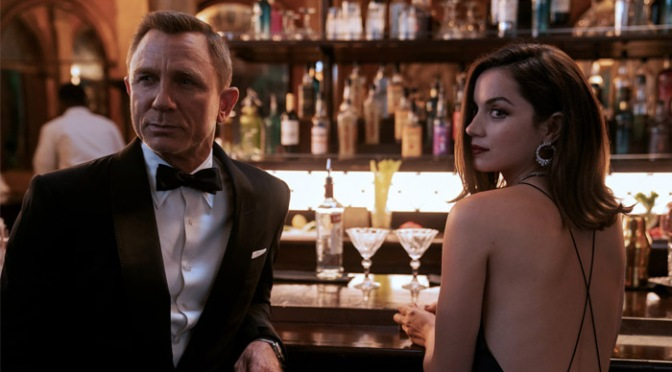 No Time To Die: Bond Is Back In A Mission That Will Change Everything