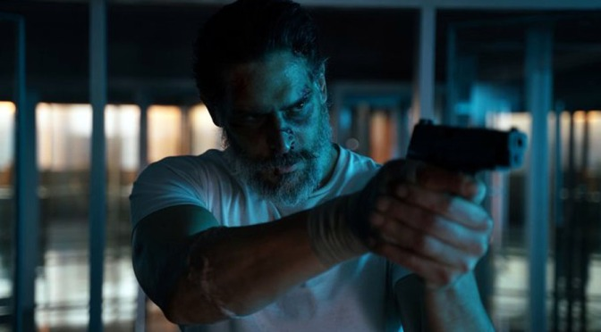 Archenemy Trailer: Joe Manganiello May or May Not Be An Interdimensional Superhero