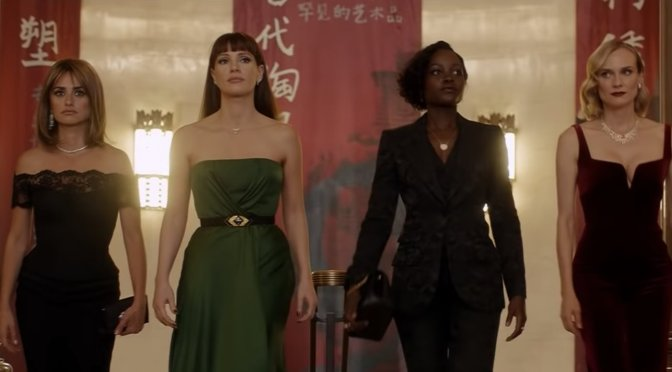 The 355 Trailer: Chastain, Nyong'O, Cruz, And More Star In A Femme Fatale Action Extravaganza
