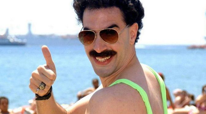 Borat Is Back! Check Out The Official Trailer For Sacha Baron Cohen's Timely Followup