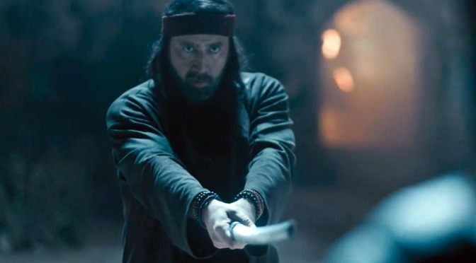 Jiu Jitsu Trailer: Nicolas Cage Battles Aliens In New Sci-Fi Martial Arts Action Movie