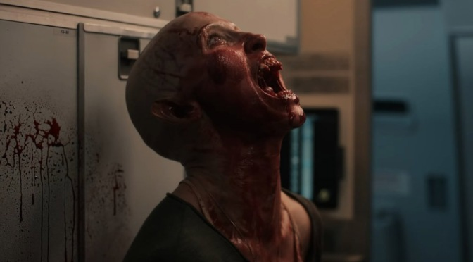 Blood Red Sky Trailer: It's Vampires On A Plane For Netflix