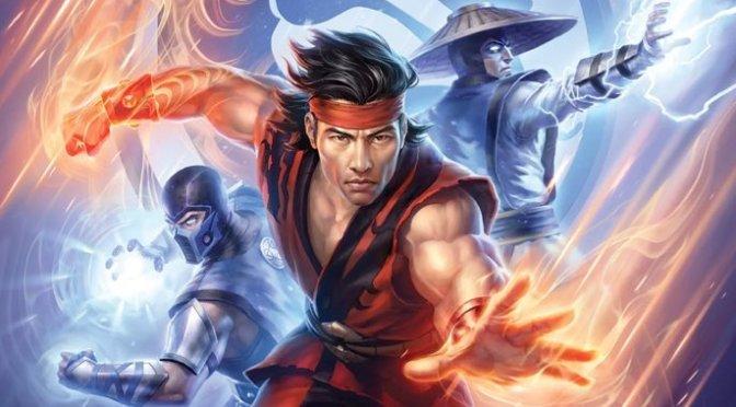 Mortal Kombat Legends: Battle of the Realms Trailer Showcases Animated Summer Sequel