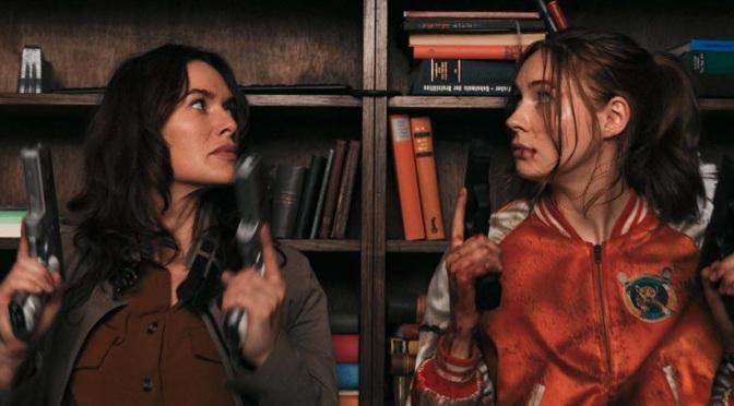 Gunpowder Milkshake Trailer: Karen Gillen Stars In Action-Fest With Killer Cast!
