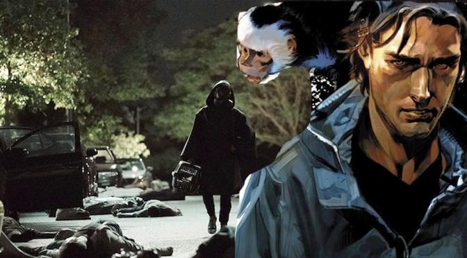 Y: The Last Man Trailer Finally Arrives